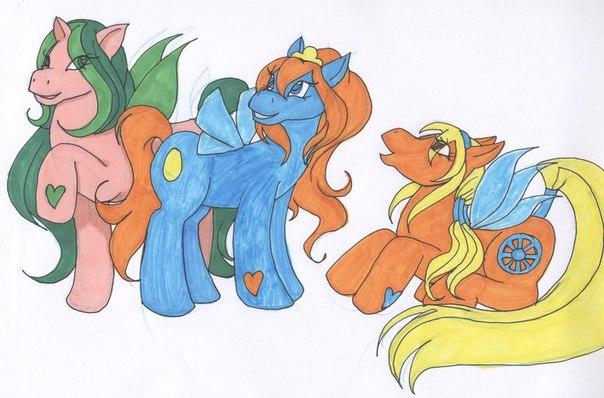 """Фанфик винкс """"Фея или Сила?"""" 3 +арты winx маленькие пони!"""