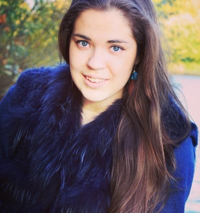 Оля Филимонова, 20 декабря 1992, Санкт-Петербург, id4109117