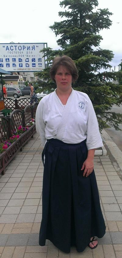 Ольга Сатарова, Москва, id5700076