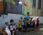 Сотрудники калмыцкого филиала ОАО «МРСК Юга» поздравили воспитанников подшефного дома ребенка с праздником