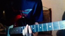 КняZz - Адель (guitar cover) Соло, скрипки и трубы на гитаре.