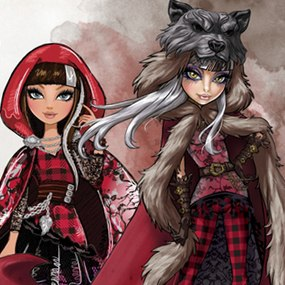Сериз Худ | Ever After High – Школа