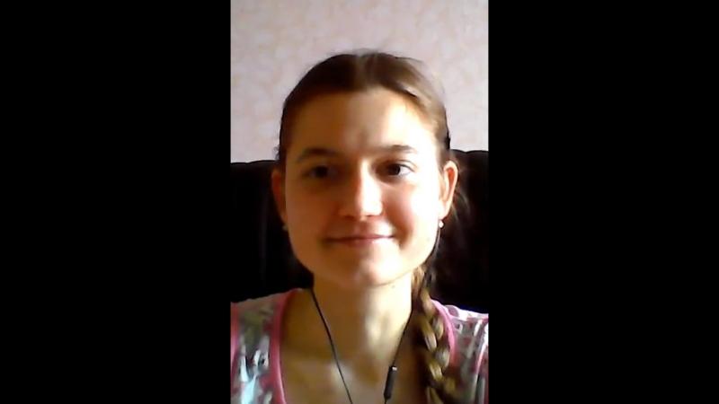 Отзыв на арт-сессию с Катериной Бузмаковой