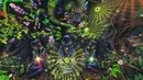 Tea Masters Psychedelic Ceremony Visionary Artwork Trippy Video Anahart Design Laboratory Shaman Mon