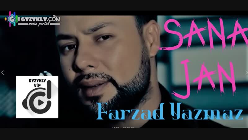 Farzad Yazmaz - Sana jan (Official Clip)