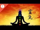 Reiki Music, Chakra Healing, Evening Meditation
