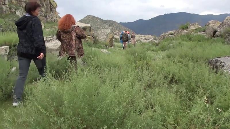 Алтай 2018 Старая караванная тропа 720 50