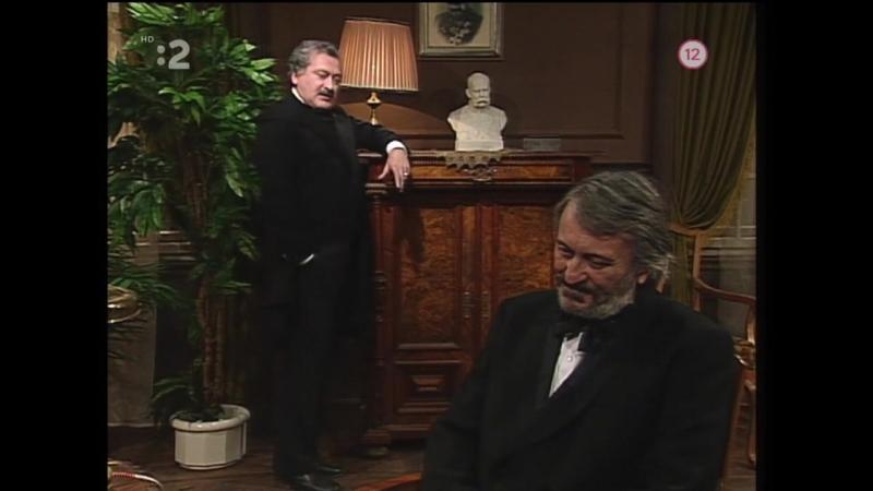 Arthur Schnitzler - Profesor Bernhardi - druhá časť (1993)