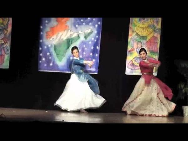 LTR Dance - Madhuban me Radhika Nache