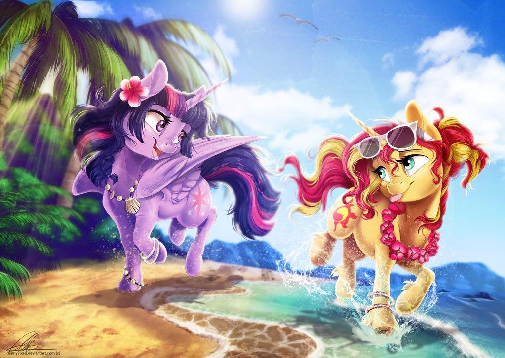 Твайлайт Спаркл сладости (Little Pony Sugar Rush)