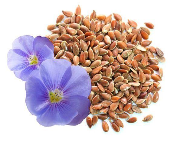 Льняное семя - прекрасный лифтинг!