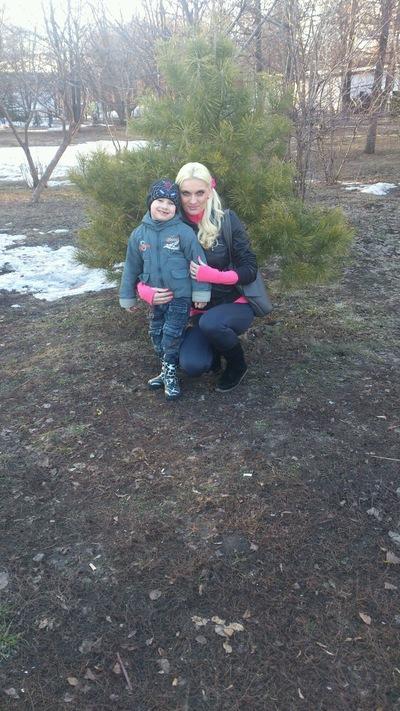 Анна Ветошкина, 7 мая , Уфа, id218259028