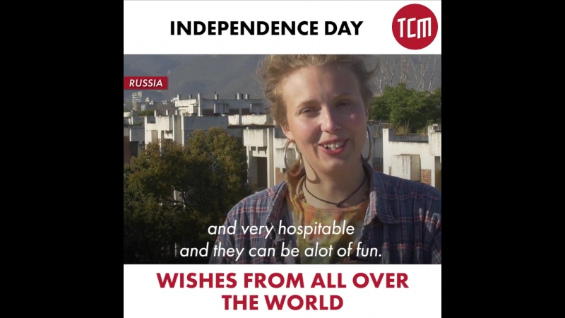 Foreigners seems to be in awe of Pakistan. This is how they are wishing Pakistan a happy independence day. Иностранцы, похоже, в