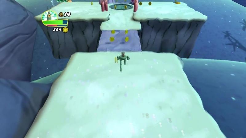 [ShadowBMX] Прохождение SpongeBob HeroPants (Часть 4)