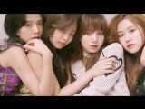 vk BLACKPINK @ MARIE CLAIRE KOREA Blooming Scene (March 2018)