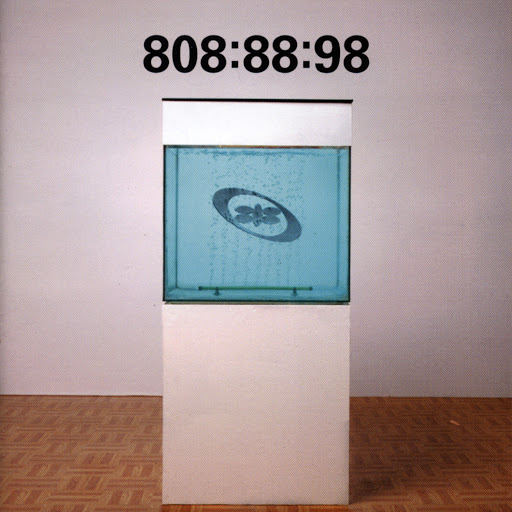 808 State альбом 808:88:98