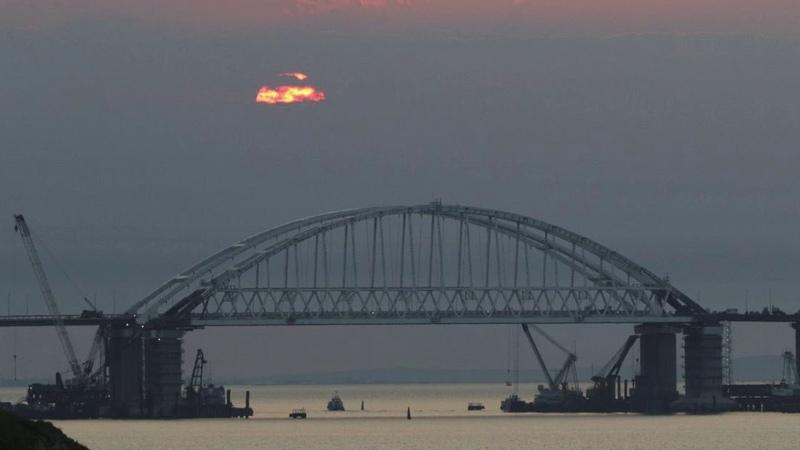Радник Путіна несподівано запропонував розібрати Кримський міст протока перевязана зашморгом