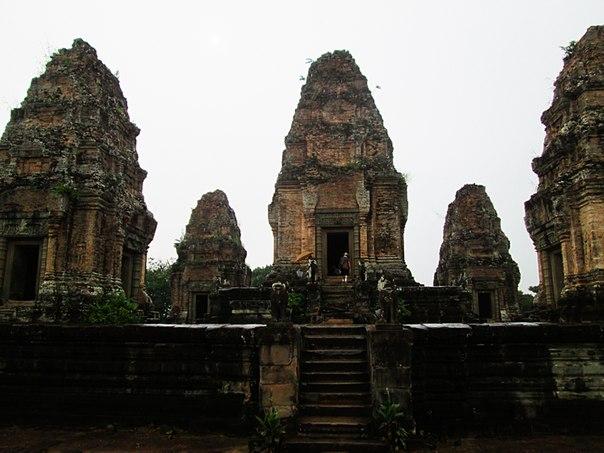 Наш загадочный Ангкор QHF6zKwhcuo