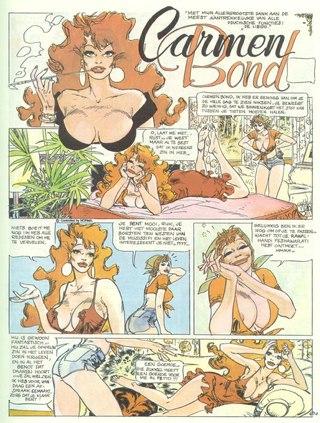 Carmen Bond
