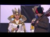 КВН 2012 Высшая лига Раисы финал приветствие