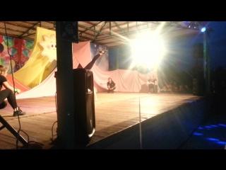 танец вожатые Дол-Здоровье