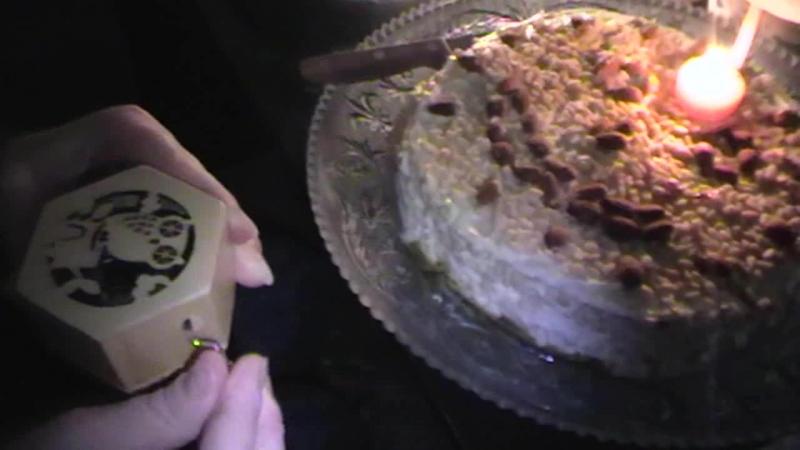 Торт Орешек и Сова