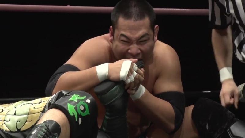 Fuminori Abe vs. Yasu Urano (BASARA - Vajra 71 ~ Sendai Shishin)