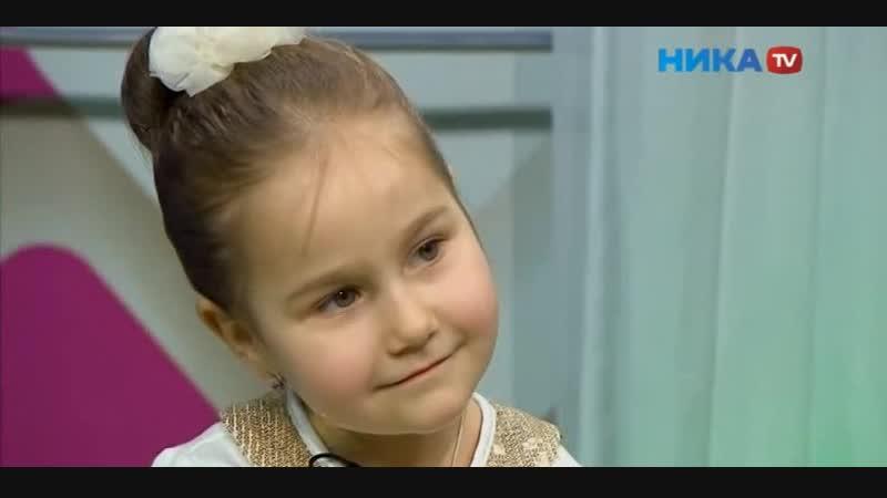 Надежда Клюшкина на канале Ника ТВ