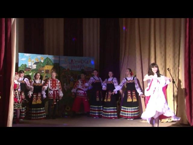 №1 Театрализованный выход Сорочинская ярмарка ЗиК