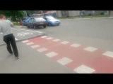 Велодорожка Святошин Киев Украина Мы с этим идем в Европу?