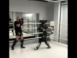 Тайский бокс с Камалом Мурадовым
