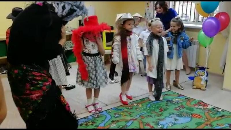 Выпускной у Поготовки к школе! ч.2