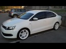 Volkswagen Polo Sedan / Фольксваген Поло Седан - ТЕСТ ДРАЙВ ОБЗОР 2014