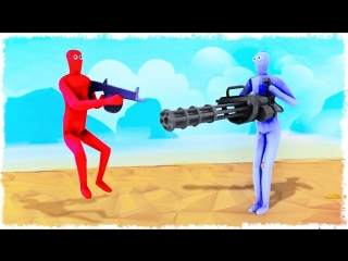 Quantum Games ЭТО КРУЧЕ PUBG - НОВЫЙ BATTLE ROYALE В TOTALLY ACCURATE BATTLEGROUNDS!!!