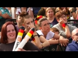German fans react as champions are knocked out of World Cup.mp4
