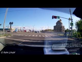 Новые Записи с Авто Видеорегистратора за 28.05.2018 VIDEO № 924