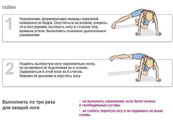 Похудение Дыхательными Упражнениями.