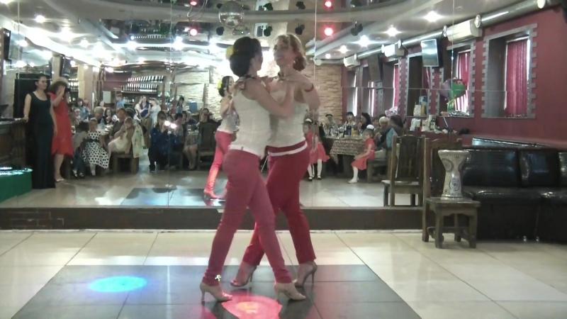 Театр танца АЛИФ, кизомба, 12.05.2018, Ахтубинск