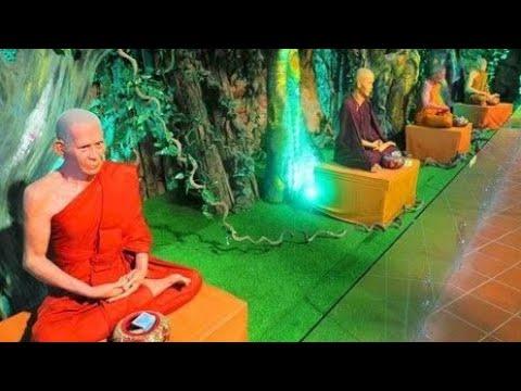 232 Вьетнам Пагода ЛИНЬ ФУОК УРОВЕНЬ РАЙ МОНАХИ МУЧЕНИКИ Vietnam Linh Phuoc Pagoda PARADISE LEVEL