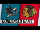 San Jose Sharks vs Chicago Blackhawks | Dec.16, 2018 | Game Highlights | NHL 2018/19 | Обзор матча