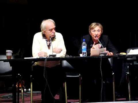 Юлия Кристева на nonfiction N12 (4.12.2010)
