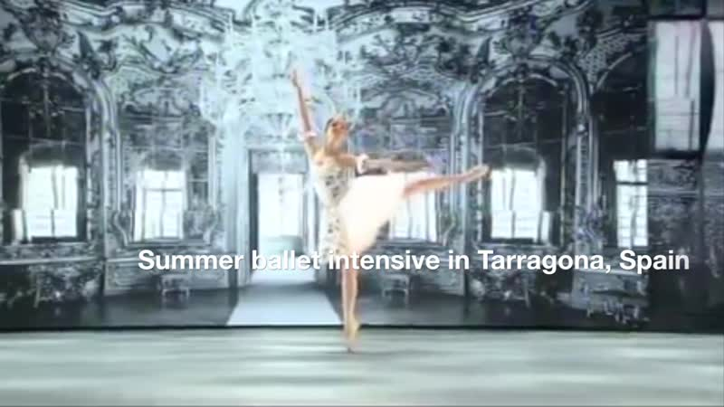 Педагог Russian Ballet Team Инна Билаш ч 3