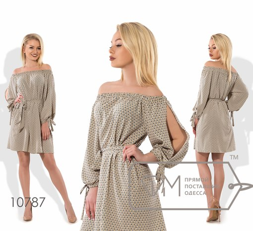 Платье  № 10787