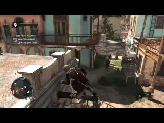 Assassin's Creed IV-Black Flag  — Прохождение в режиме стелс