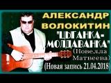 Александр Волокитин - ЦЫГАНКА-МОЛДАВАНКА (Новелла Матвеева) (Новая запись 21.04.2018)