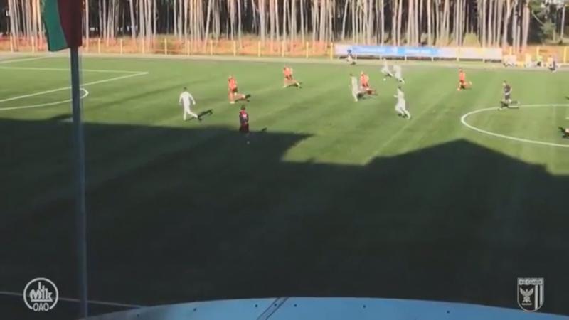 дебютный гол за ФК Чисть