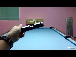 Видеообзор очков с интегрированной камерой от RA-TECH