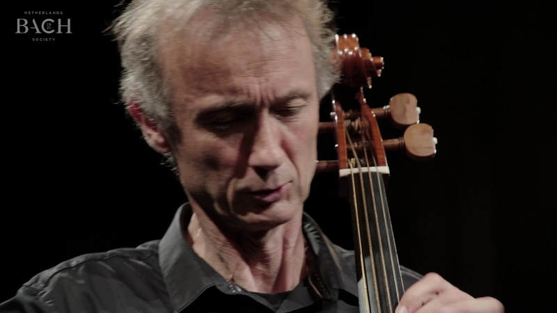 Bach - Cello Suite No. 4 in E-flat major BWV 1010 - Cocset | Netherlands Bach Society