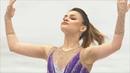 Софья Самодурова. Произвольная программа. Женщины. Чемпионат мира по фигурному катанию 2019