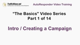 The Basics Part 1 - Introduction and Campaign Creation